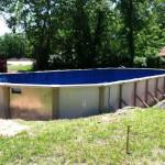 Houston Above Ground Pool - 7