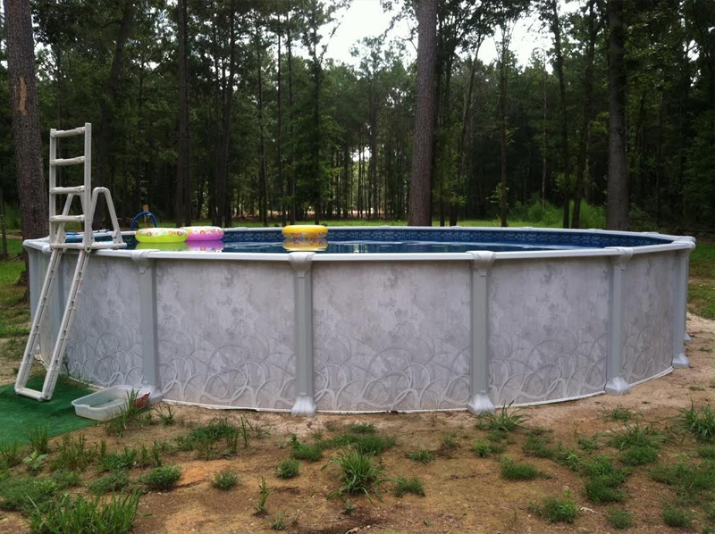 Above ground pools katy tx above ground pools houston - Above ground swimming pools houston ...