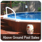 Houston Above Ground Pool Sales