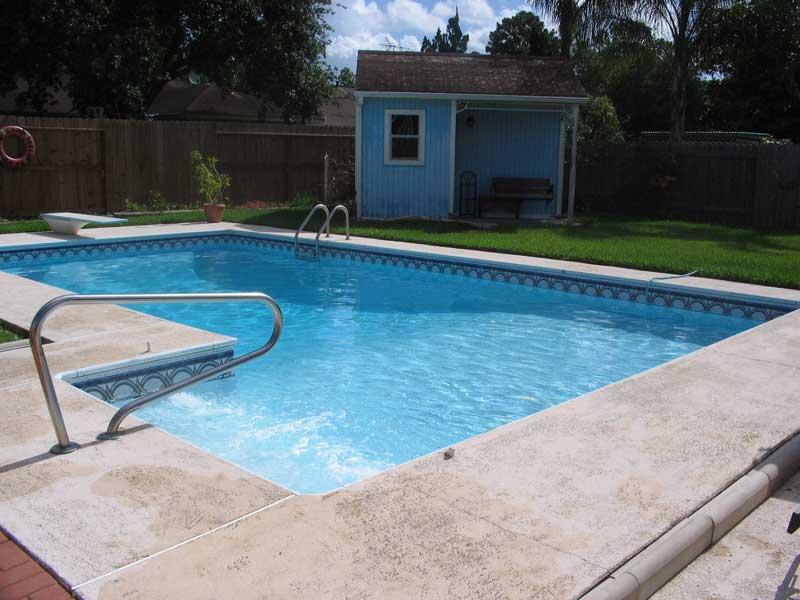 Houston Vinyl Pool Photos Vinyl Liner Pool Gallery
