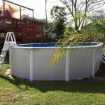 bove Ground Pool - April - 3