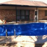 Houston Inground Vinyl Pool - April - 3
