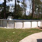 Houston Above Ground Pool - 3