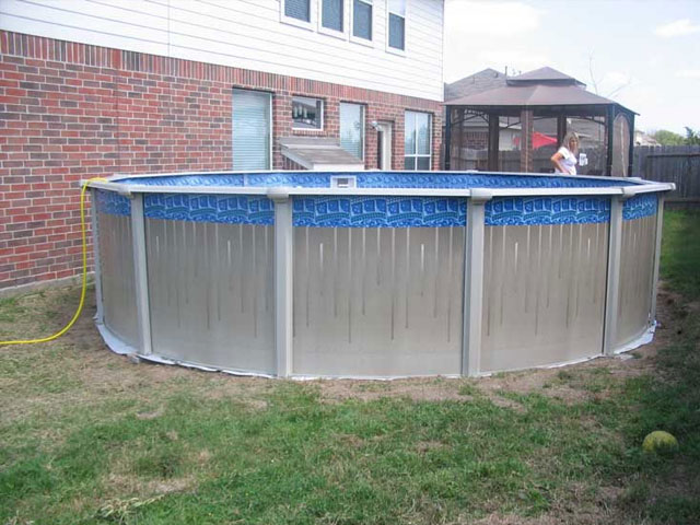 Houston Above Ground Pool Liner Installation Diy Or Hire Someone