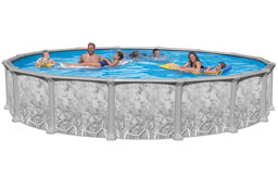 Deluxe 8000 Above Ground Pool