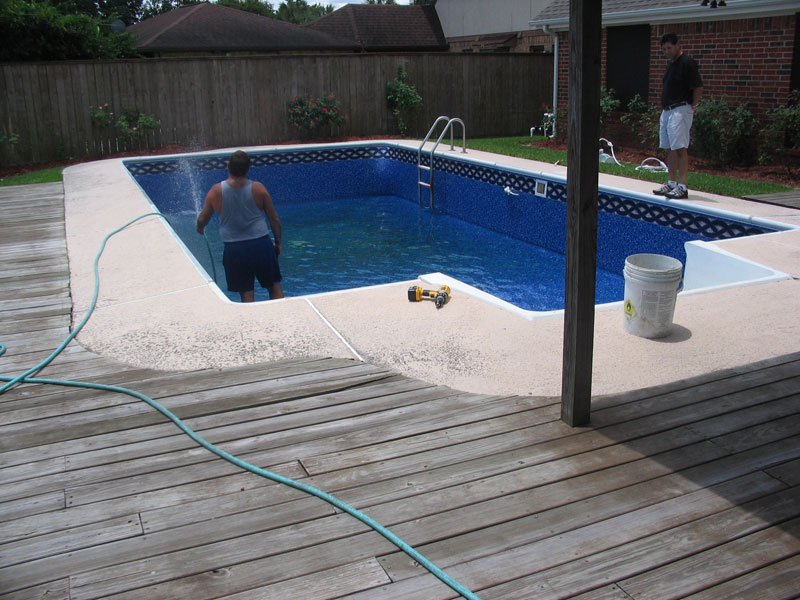 In Ground Vinyl Pool Sales Above Ground Pools Houston