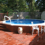 Above Ground Pool - 1